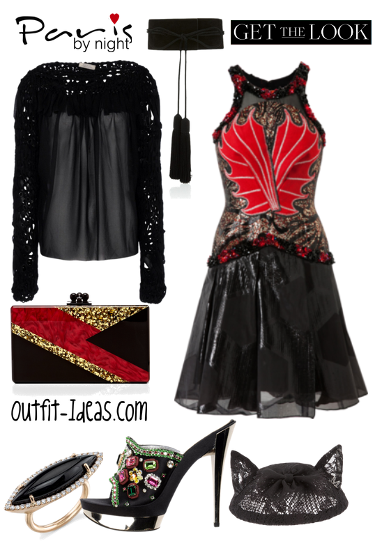 Decadent Outfit – Pieces you will adore – Luxe in Love 2013