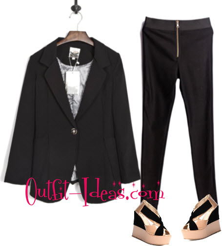 classy and nice suit