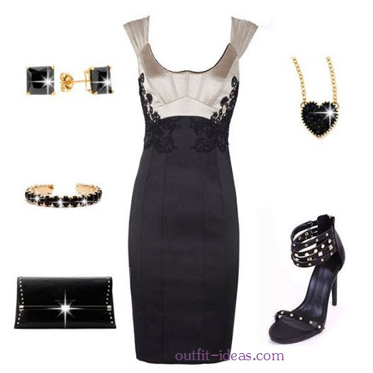 all black party outfit ideas - photo #39