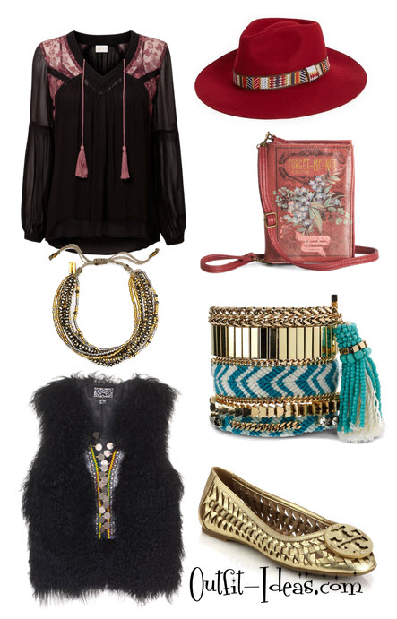 A Quick Glance at Bohemian Style Clothing